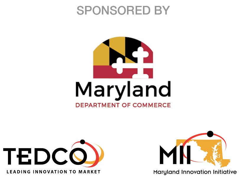 SBIR Road Tour Sponsors: Maryland Department of Commerce, TEDCO, and MII