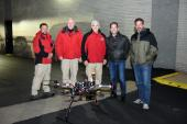 University of Maryland Drone Transplant Team