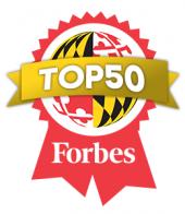 Forbes Top 50 Ribbon